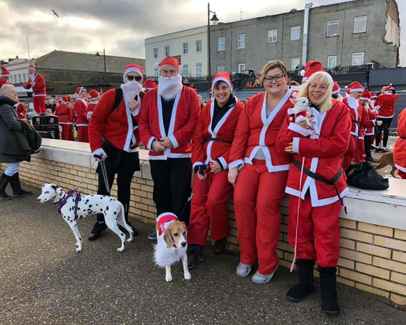 Active Business Group - Santa On The Run 2018